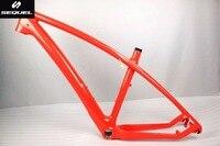 27 5er 27er Cheap Full Carbon Mtb Bike Frame Customizable Paintings Toray T800 BSA BB30 42mm