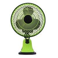 ITAS1348 Strong power wind clip small fan US EU UK plug electric fan table fan wall amounted fan