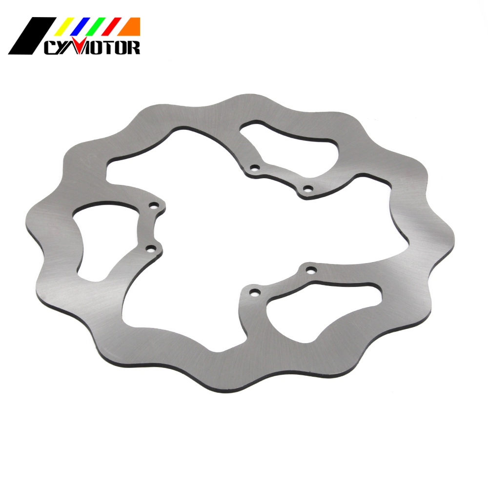 Motorcycle 270mm Steel Front Brake Disc For HONDA CR 125 250 500 R CR125E CR250E CR500E CRF230 CRF250X CRF450X CRF450R CRF R