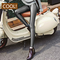 Hot Sale Fashion Women't Tights Beauty Skinny Sexy Cashmere Women Tights Leg Warters PU  High Quality  Elastic Stocking