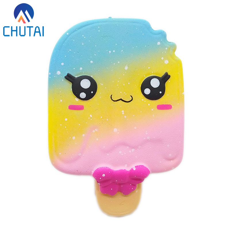 Squishy Soft Kawaii Ice Cream Scented Squishies Slow Rising Squeeze Toys Stress Reliever Toy Novelty Antistress Toys 11*6*5 CM
