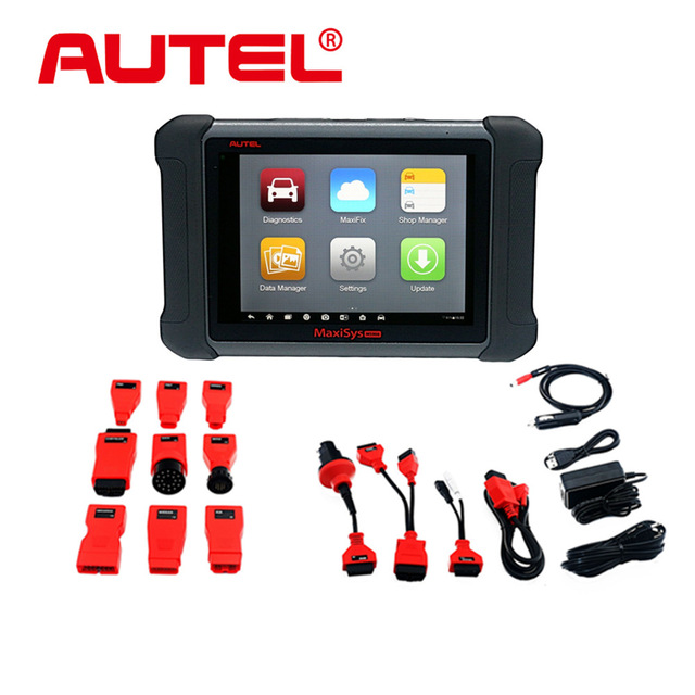 2018 Autel MaxiSys MS906 Automotive Diagnostic System MS906 Powerful than MaxiDAS DS708 Update Online