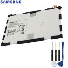 Original  Replacement Samsung Battery For Galaxy Tab A 9.7 T550 P550 T555C P555C Genuine Tablet Battery EB-BT550ABA 6000mAh bluetooth keyboard for samsung galaxy note gt n8000 n8010 10 1 tablet pc wireless keyboard for tab a 9 7 sm t550 t555 p550 case