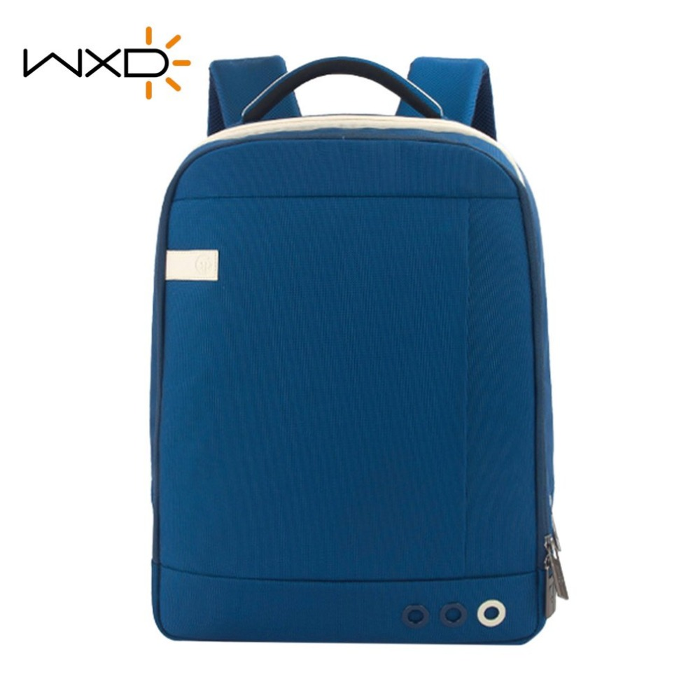 WXD Free Shipping 14inch Men Women Laptop Backpacks Student Backpack With Large-capacity Travel/School Backpack For Teenager Hot 14 15 15 6 inch flax linen laptop notebook backpack bags case school backpack for travel shopping climbing men women