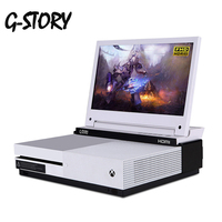 G STORY 11.6'' HDR FHD 1080P Portable Eye care Gaming Monitor For Xbox One S With FreeSync Built in Multimedia Stereo Speaker
