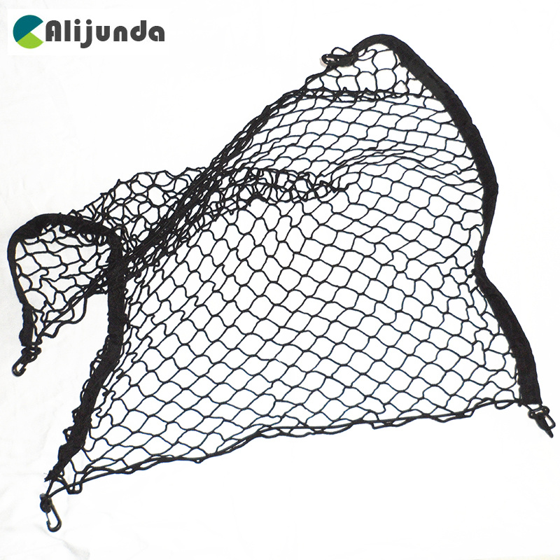 Car trunk floor cargo net for Ford Focus Fusion Escort