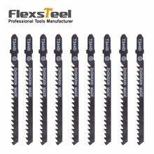 Flexsteel 10 шт 4 дюйма см 5 6 pro tpi hcs t хвостовик лобзик