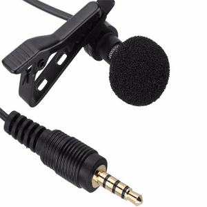 Image 4 - Portable Professional Grade Lavalier Mic Microphone 3.5mm Jack Omnidirectional Clip on Microphone for Recording Live Video