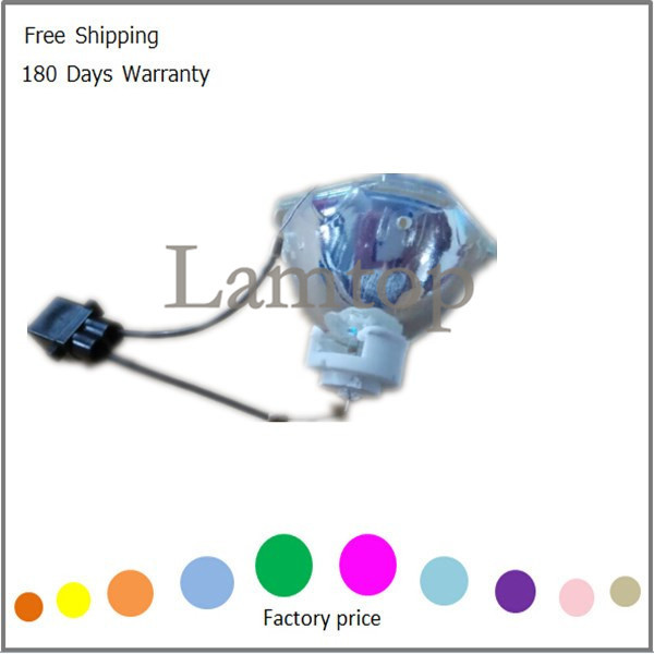 Free shipping  compatible bare projector lamp   ELPLP78  fit For   EB-S200  EB-X200 free shipping compatible bare projector lamp 265103 for rca hdl61w151yx4