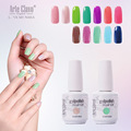 15ml Arte Clavo 220 Nail Gel Colors Choose Any 12 Colors Base& Top Coat Lamp UV Gel Nail Polish Soak Off