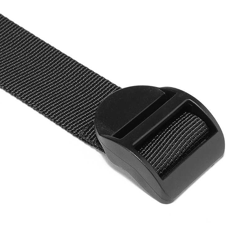 Osmond сумка аксессуары 125 см ремни для сумок черные Сменные съемные плечевые ремни нейлоновые ленты регулируемый ремень багажные ремни