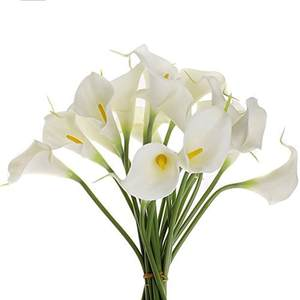 Top 10 decor white flower list white bouquet artificial flower wedding decoration mightylinksfo