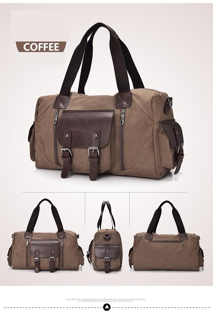 men canvas travel handbag (2)