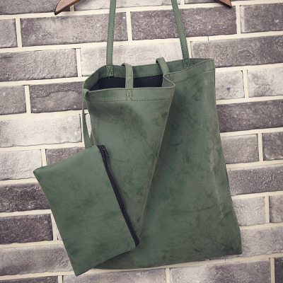 SMOOZA 2018 Designer Women Leather Handbags Large Shoulder Bags Female Tote Shopping Bags High Quality Bolsa Feminina 2 Bags/set