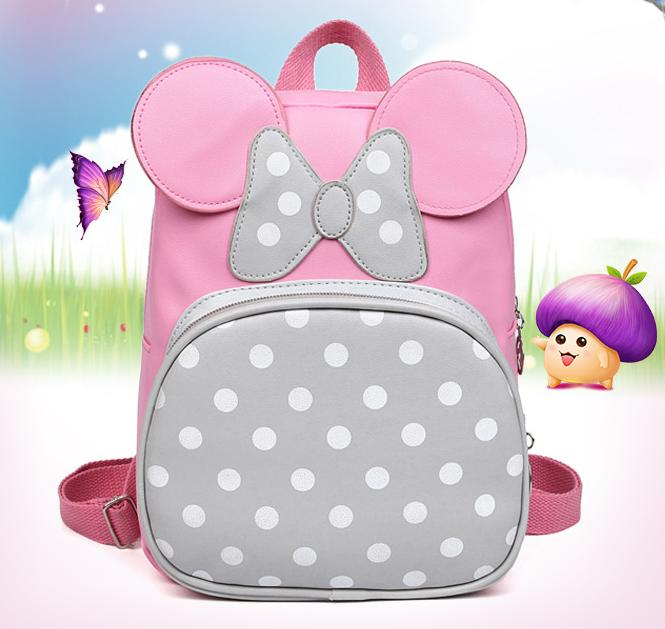Online Get Cheap Kids Leather Backpacks Kindergarten School Bag ...