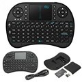 F Android TV Box Pad Mini PC Mini Wireless Keyboard SKF-i8 English Fly Air Mouse Multi-Media Remote Control Touchpad Handheld