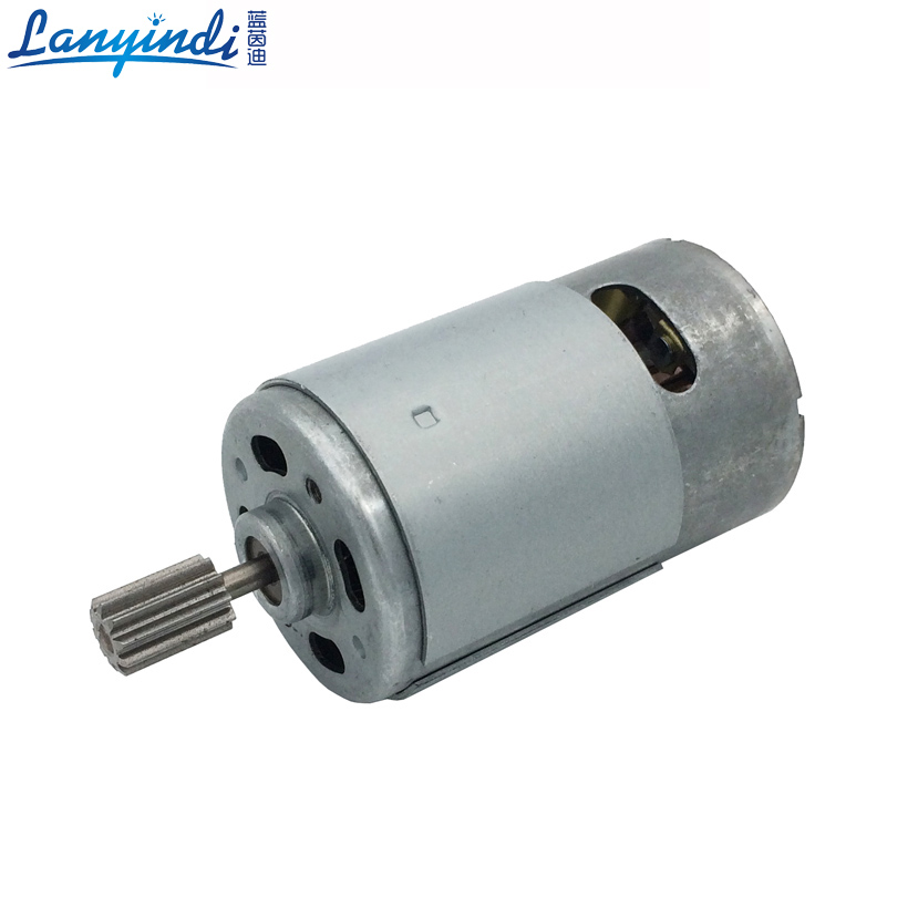 Children electric car 12v dc motor 550 electric motor for for Small electric motor parts