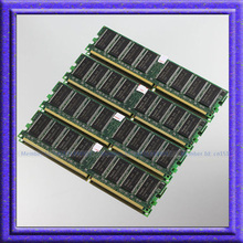4GB 4x1GB PC3200 400MHZ 184pin DDR1 4x1GB PC3200 DDR 400 Mhz Low density Desktop memory 2Rx8 CL3 DIMM RAM Free shipping