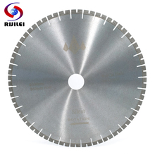RIJILEI 500MM Silent Marble granite diamond saw blades cutter blade for granite marble stone cutting circular Cutting Tools hongfei 1 piece diamond saw blade diamond grinding wheels for cutting concrete granite circular saw blade circular saws tools
