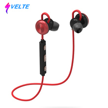 Svelte USA Europe Japan Level Sport Bluetooth Headset iX9 Wireless Earphone Stereo Stress For all Smart phones Drop shipping(China)