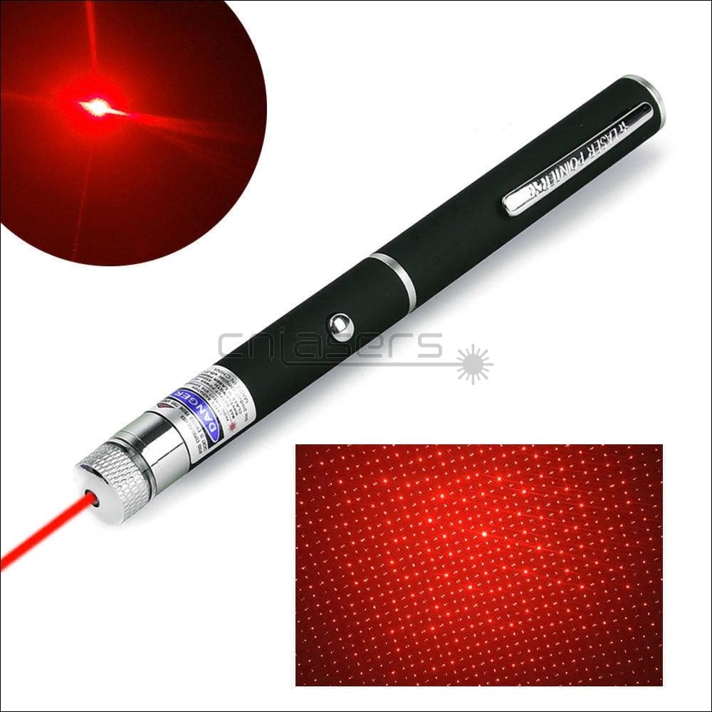 Red Laser Pen 2 In 1-012