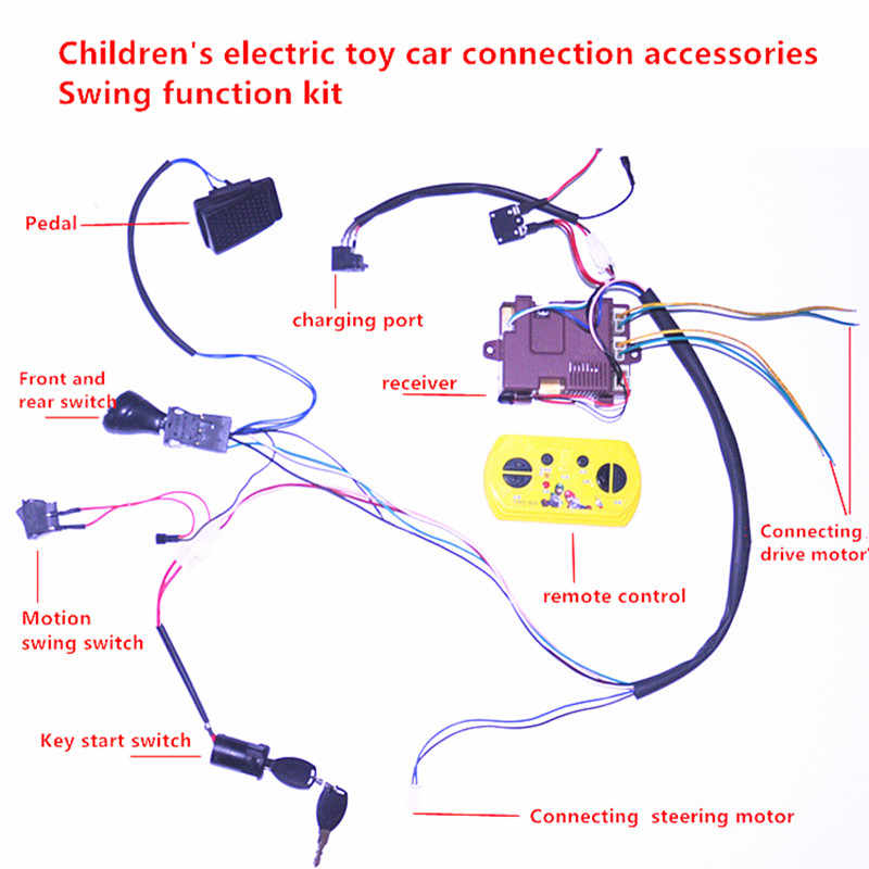 Sensational Detail Feedback Questions About Baby Electric Car Diy Modified Wires Wiring Cloud Hisonuggs Outletorg