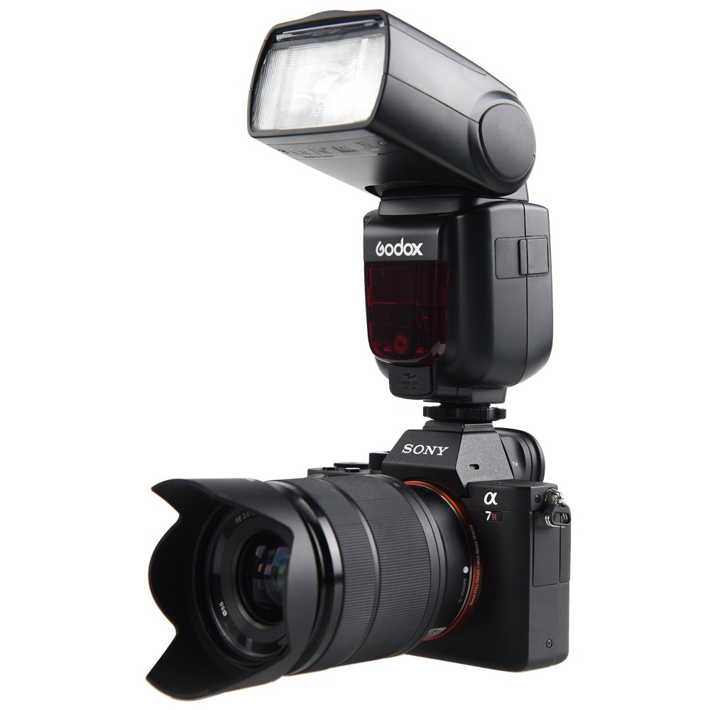 Фотография Original Godox TT600S Multifunctional 2.4G Wireless X System Speedlite Master and Slave Camera Flash Light for Sony