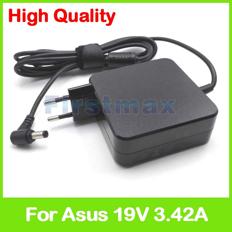 19v 3.42a 65w Ac Power Adapter Laptop Charger For Asus Asuspro Essential P2430uj P2438ua P2438uj P2440ua P2440uf P2440uq Eu Plug Laptop Accessories