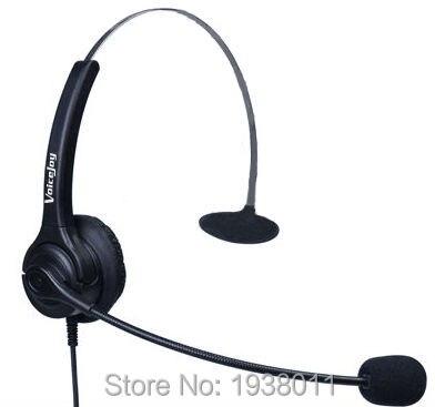 rj9 plug headset for cisco ip telephone professional rj9. Black Bedroom Furniture Sets. Home Design Ideas