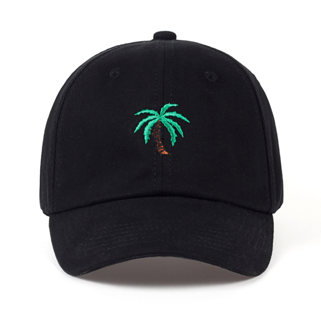 Модные Кепки Для женщин Для мужчин на лето и весну хлопок Кепки s Для  женщин кокосовой dd9cc52e0a86e