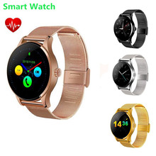 New Fahion Smart Watch Android IOS Men Women Heart Rate Monitor Bluetooth Smartwatch For Apple Huawei Android Phone K88H