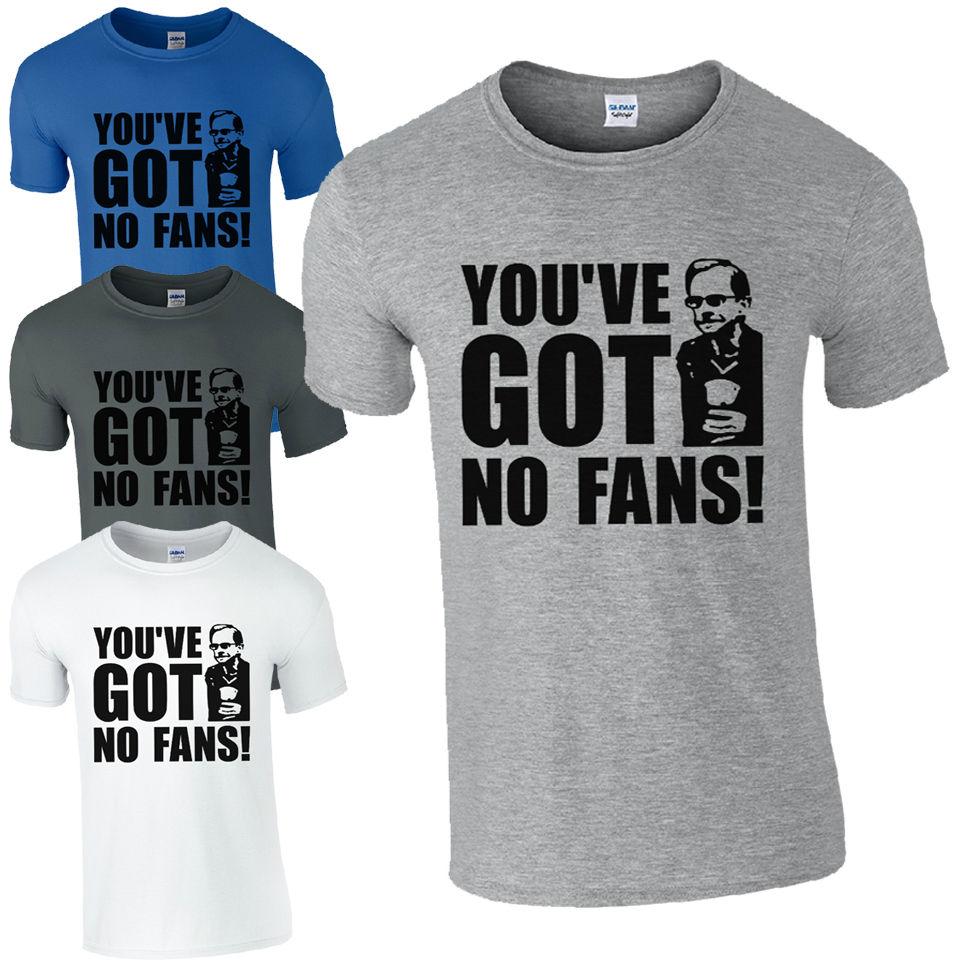 Design t shirt youtube - T Shirt 2017 Newest Men S Wealdstone Raider You Ve Got No Fans