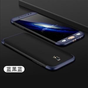 Чехол для Samsung J5 2017, чехол с полной защитой для Samsung Galaxy J, 5, J5, 2017, J530, 3 в 1, версия ЕС, 360