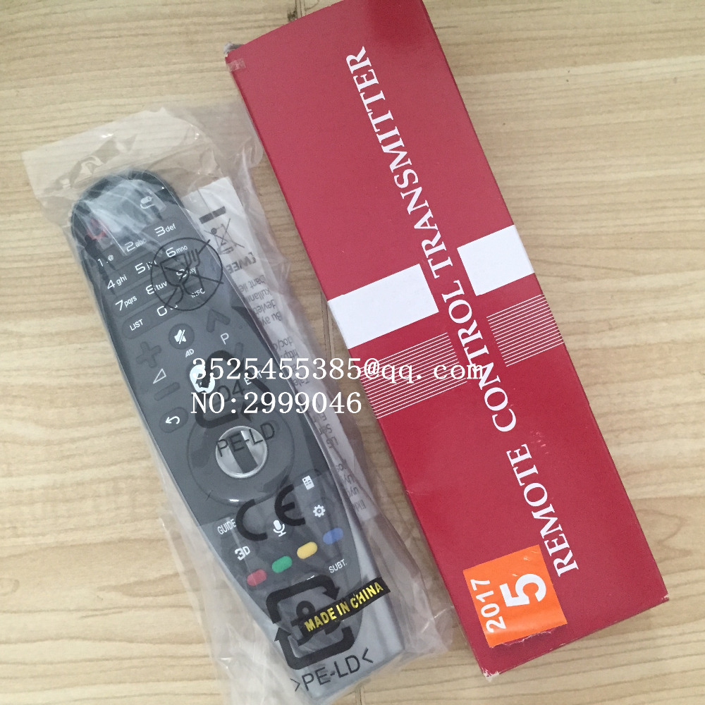REPLACEMENT Original English version remote control AN-MR600 / ANMR600 / AN-MR600G new an mr600g anmr600 magic remote control for lg 3d smart tv
