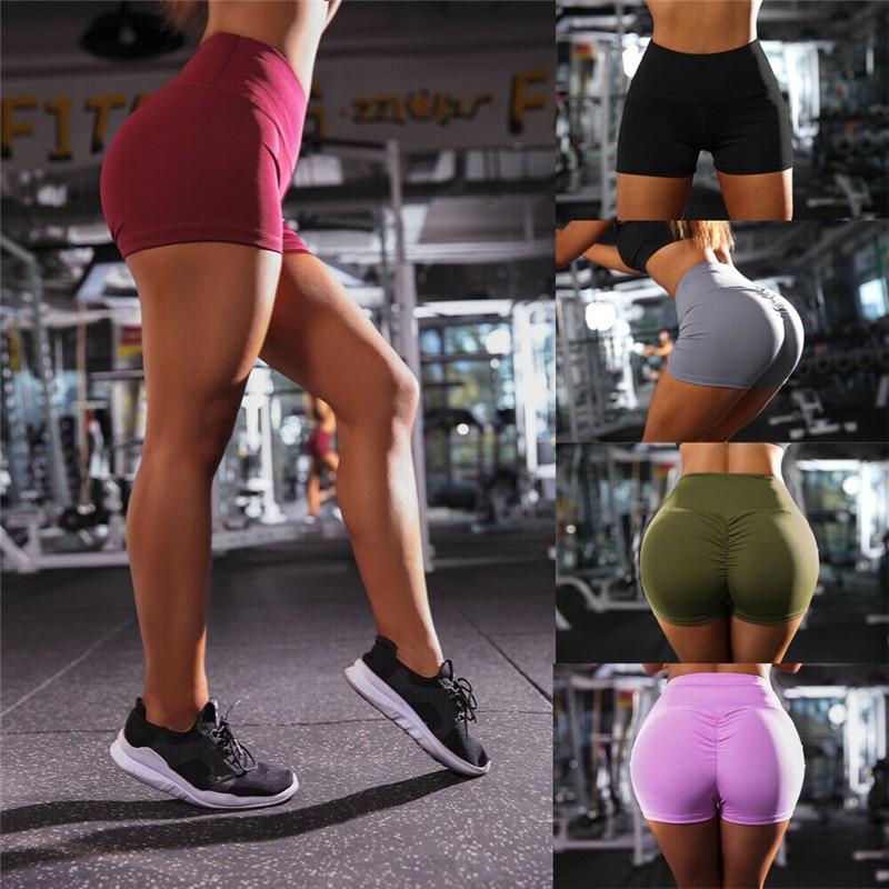 Women   Short   Hot   Shorts   Gym Dance Cycle Sport Fitness Stretch Mini   Shorts