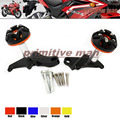Для HONDA CBR500R 2013-2014 Тела Рамка Ползунки Аварии Мотоцикла Протектор Падение Защита Orange