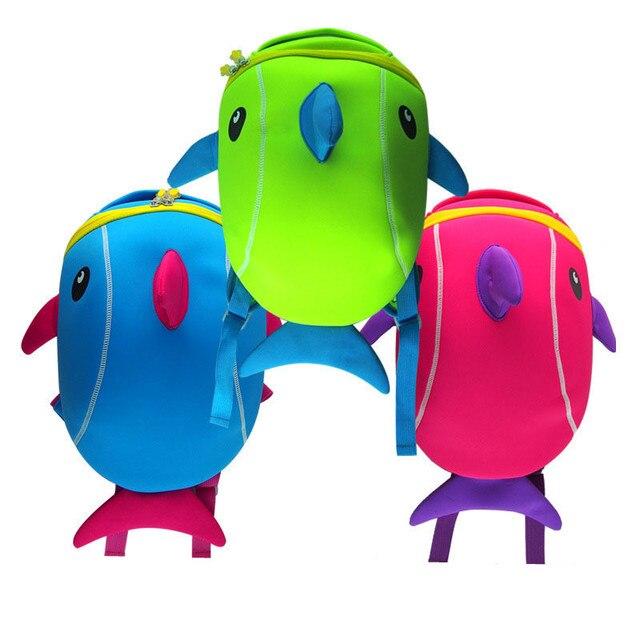2017 new backpack kids adorable school backpacks Cartoon children school bags kindergarten kids bag children's bag baby knapsack