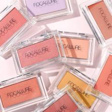 Focallure makeup Blush with High pigment Shimmer Matte finish face Make up long lasting easy to wear high quility