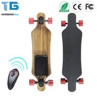 4 Wheel Electric Skateboard Dual Hub motor Self Balancing Electric Skateboard Scooter Hoverboard Electrico Sport Long Board