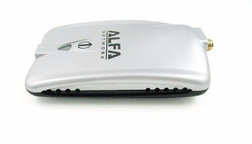 Alfa AWUS036H беспроводной USB адаптер 150 Мбит/с RT3070L Высокая мощность Alfa роскошный USB Wifi адаптер с 8dBi + 2dBi антеннами