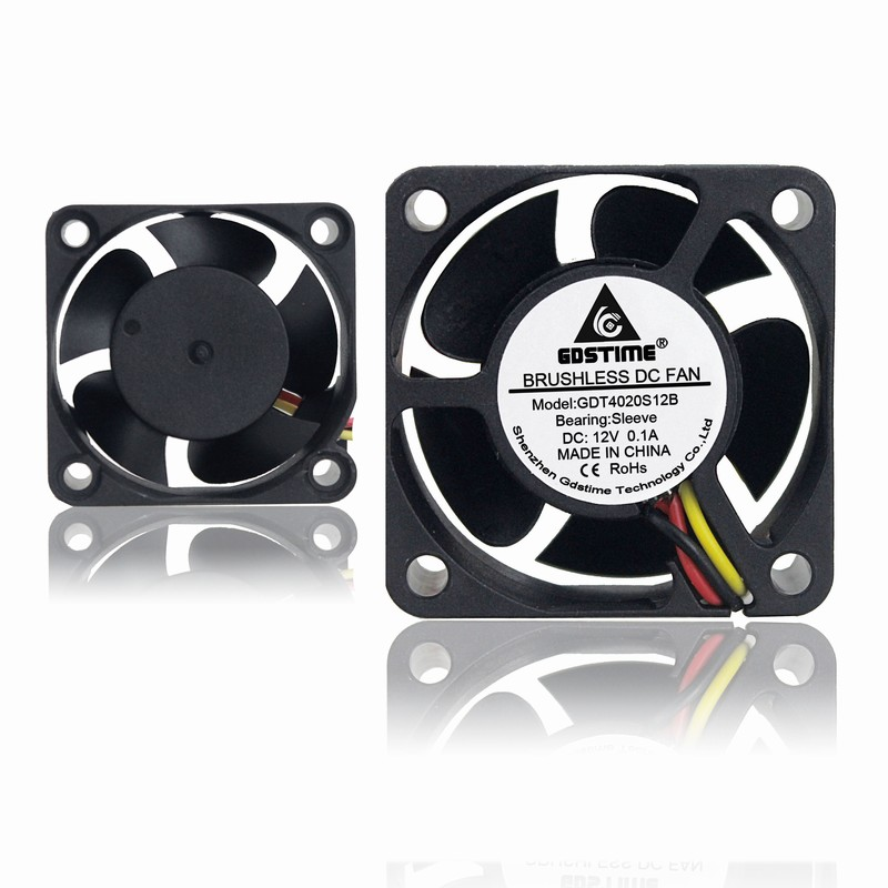 1pcs Delta EFB0412VHD 12V 0.18A 40*40*20 4CM 3PIN