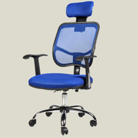 240326/High quality breathable cloth/Wearable PU wheel/Comfortable handrail design/Home office boss massage chair/computer chair