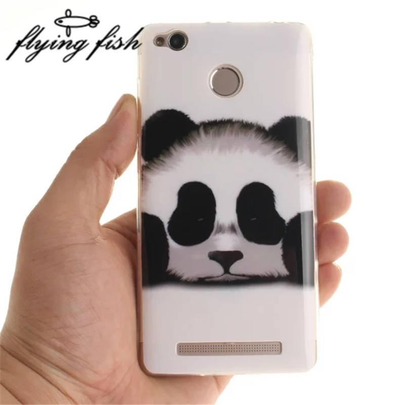 Cute Cartoon For Xiaomi Redmi 3S 3 S Case 5.0 TPU Cover Phone Case For Xiaomi Redmi 3S Pro Prime Case Silicone Protective Bag