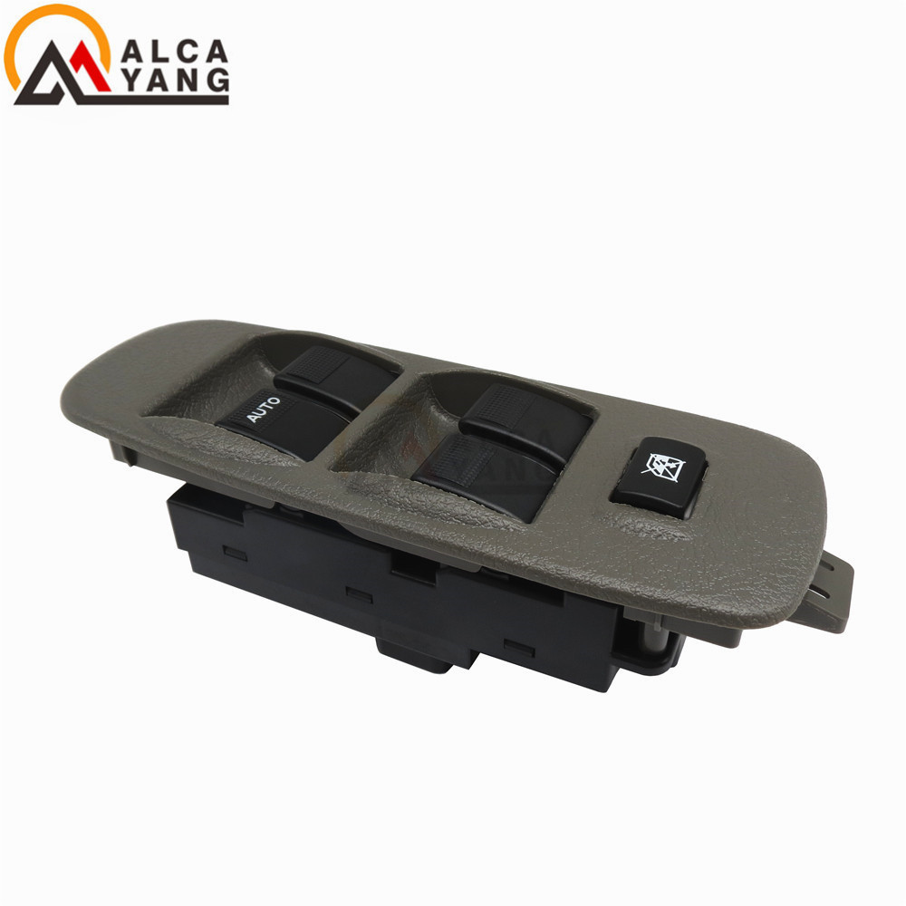 Malcayang Hiqh Quility Electric Powert Master Window Switch Button 2M3414505DA41 For Mazda B Serie UN 1999