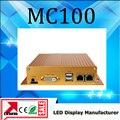 MC100 Linsn отправитель коробка с HDMI светодиодный дисплей USB контроллер ПОЛНЫЙ экран usb плеер-плеер дисплей led коробки видео управления systerm