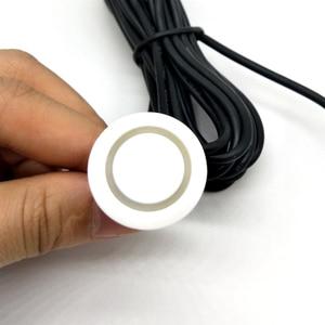 Image 5 - 6 шт./лот датчик парковки, без сверления, кольцевая пила, 19 мм, комплект датчиков парковки для автомобиля, радар заднего хода, звуковая система оповещения