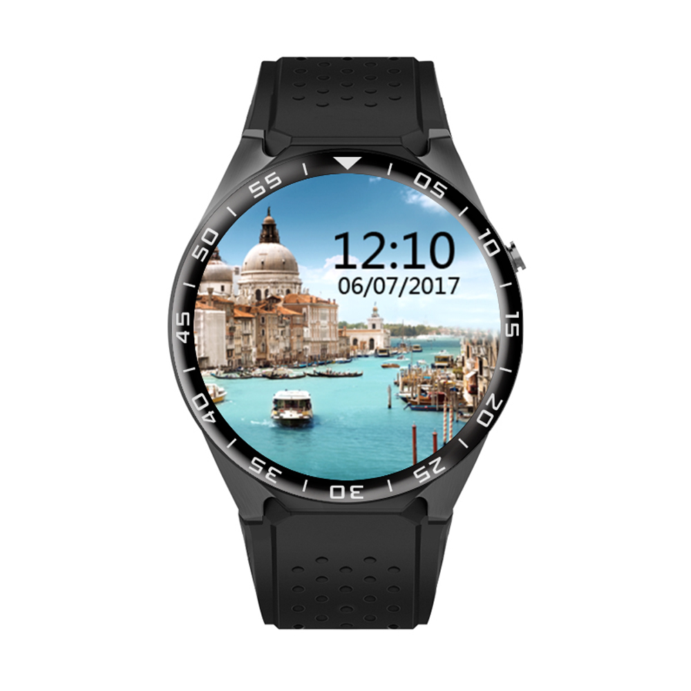 все цены на Original ZGPAX S99C 3G Smart Watch Android5.1 WatchPhone MTK6580 Quad Core WiFi GPS 5M HD Camera Heart Rate Sports Monitoring онлайн