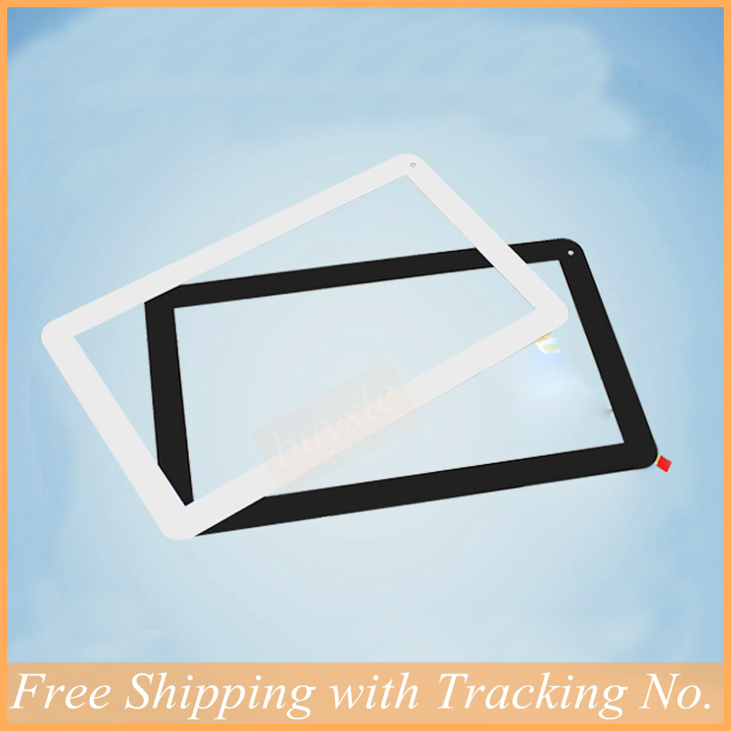 10.1 inch Capacitive Touch screen for kitkat A33 tablet digitizer sensor panel outer glass replacement parts