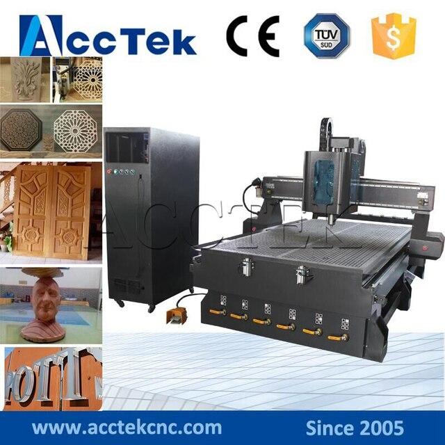Фрезерный станок с ЧПУ, гравер, сверлильный и фрезерный станок, станок для гравировки древесины с ЧПУ, ATC