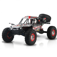 WLtoys 10428C High Speed Climbing Toy Car 1:10 Large Remote Control Sport Outdoor RC Truck Child Gift